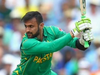 سری لنکن ٹیم کا پاکستان آنے پر شکریہ ادا کرتا ہوں:شعیب ملک