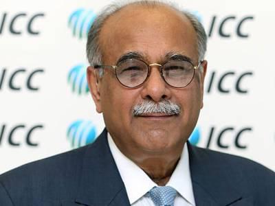انٹرنیشنل کرکٹ کی بحالی میں رینجرز کا بہت بڑا ہاتھ ہے :نجم سیٹھی