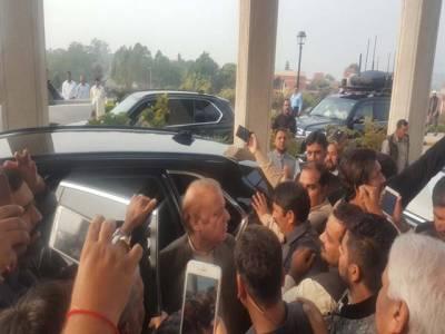 شریف خاندان کے خلاف ریفرنسز کی سماعت مختصر کارروائی کے بعد 7نومبر تک ملتوی ہو گئی