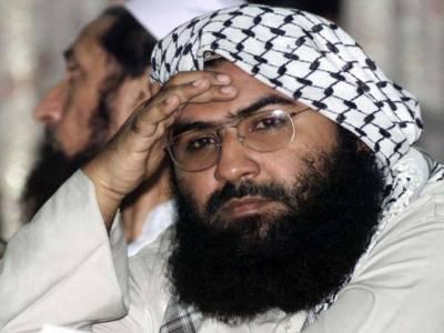 چین نے مولانا مسعود اظہر کو عالمی دہشتگرد قرار دینے کی بھارتی قرار داد ویٹو کردی