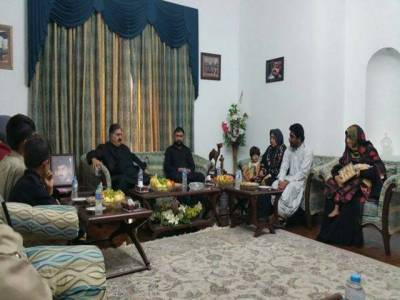 بلوچستان حکومت نے غیر قانونی طور پر افغانستان جانے والے خاندان کو رہا کردیا
