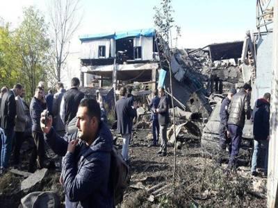 ترکی کی ٹیکسٹائل فیکٹری میں دھماکہ، 5 افراد ہلاک ، 16 زخمی
