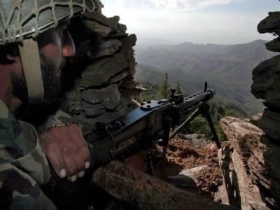 پاکستانی چیک پوسٹ پر افغانستان سے دہشت گردوں کا حملہ ،ایک سپاہی شہید