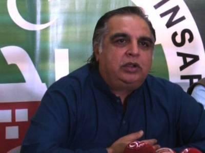 کراچی کے عوام جعلی اتحاد کا ساتھ نہیں دینگے: عمران اسماعیل