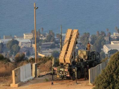 اسرائیل نے اپنی سرحد کے قریب شام کا فوجی جاسوس ڈرون مار گرایا