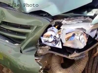 گوجرانوالہ میں سموگ نے ایک اور انسان کی جان لے لی، ڈمپراور ڈی ایس پی کی گاڑی میں خطرناک تصادم سے ڈی ایس پی کا باورچی جاں بحق، اہلیہ اور 5 بچے زخمی ہو گئے