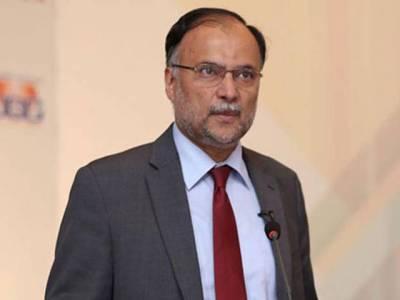 عمران خان کواقتدارحاصل کرنے کی جلدی ہے،آئندہ انتخابات مقررہ وقت پر ہی ہوں گے،احسن اقبال