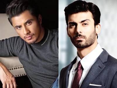 فواد خان اور علی ظفر ایشیا کے ٹاپ 10 پرکشش مردوں میں شامل