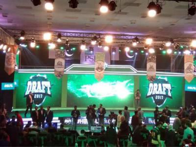 پاکستان سپر لیگ کے تیسر ے ایڈیشن کی ڈرافٹنگ مکمل ہو گئی ،آپ کا پسندیدہ کھلاڑی کس ٹیم میں شامل ہے ؟