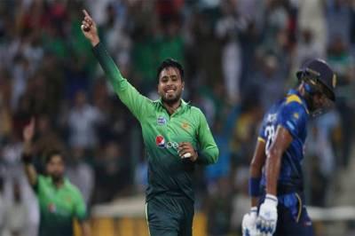 پاکستان اور سری لنکاکے درمیان ٹی ٹوئنٹی سیریز کے ہیروفہیم اشرف اسلام آباد یونائیٹڈ کے ہوگئے
