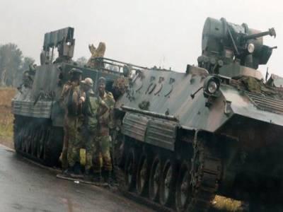 زمبابوے میں فوج نے ریاستی خبر رساں ادارے پر قبضہ کر لیا