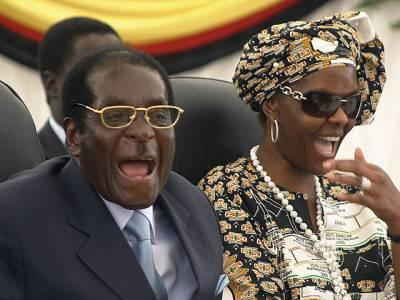 زمبابوے میں مارشل لاء، ایک طرف ہزاروں لوگ بھوکے مرتے رہے اور دوسری جانب صدر موگابے کی بیگم نے کروڑوں روپے کس عیاشی میں اُڑا دئیے، جان کر پاکستانی بھی حیران پریشان رہ جائیں گے