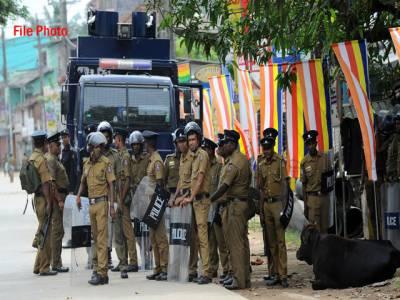 سری لنکا ، بدھ مت اور مسلمانوں کے درمیان تصادم، 4افراد زخمی ،19گرفتار