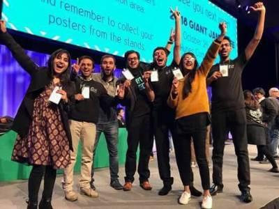 خیبر پختونخوا کے طلبہ نے بین الاقوامی مقابلے میں دوسری پوزیشن حاصل کر لی