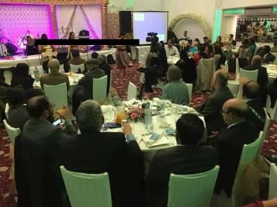 مسئلہ کشمیر کو اجاگر کرنے کے لئے صدر ریاست کا دور ہ برطانیہ ، مسعود خان رقص و سرور کی محفل سے لطف اندوز ہوتے رہے
