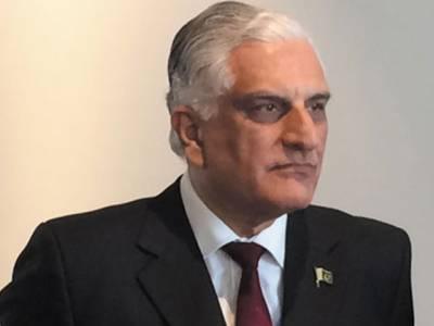 زاہد حامد کا استعفیٰ کافی نہیں، دھرنا کے شرکاءپر تشدد ہوا تو نکل پڑیں گے: پیر صاحب گولڑہ شریف