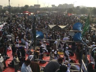 فیض آباد میں مذہبی جماعت کا دھرنا، دارلحکومت میں اشیائے خوردونوش کی قلت، قیمتوں میں اضافہ
