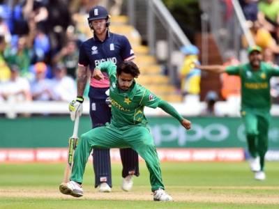 حسن علی کی گیند پر بولڈ ہو کر بنگالی بلے باز نے آپے سے باہر ہو کر ایسا کام کر دیا کہ پاکستانیوں کا غصہ آسمان کو چھونے لگے گا، پھر حسن علی نے اسے کیا اشارہ کیا؟ دیکھ کر آپ کی روح کو سکون مل جائے گا