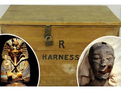 فرعون کے مقبرے سے ملنے والا صندوق 90 سال بعد پہلی مرتبہ کھول دیا گیا، اس میں سے کیا چیز نکلی؟ دیکھ کر تمام ماہرین کی آنکھیں بھی کھلی کی کھلی رہ گئیں
