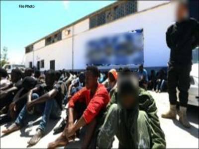 لیبیامیں مہاجرین کی بطور غلام نیلامی،حکومت کا تحقیقات کرانے کااعلان