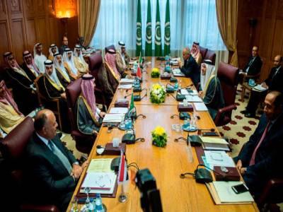 عرب لیگ نے حزب اللہ کو دہشت گرد تنظیم قرار دے دیا ہے