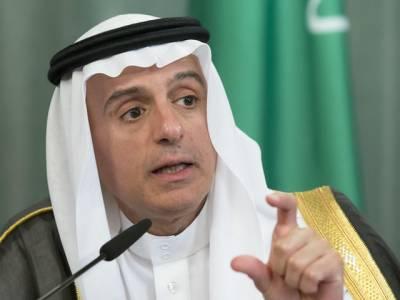 پوری دنیا اس بات پر متفق ہوچکی ہے کہ ایران کو ذمہ دار ریاست کا کردارادا کرنا ہوگا: عادل الجبیر