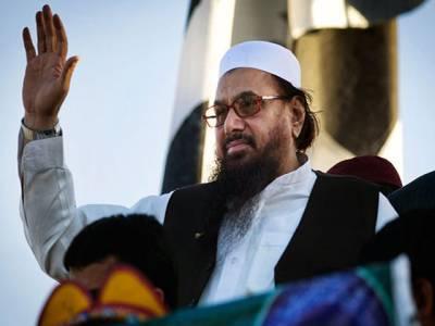 جسٹس یاور علی کی حافظ سعید کی نظر بندی میں توسیع کی درخواست کی سماعت سے معذرت