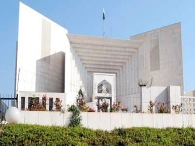سپریم کورٹ نے اسلام آباد دھرنے کا نوٹس لے لیا،سیکرٹری دفاع اور داخلہ سے جواب طلب