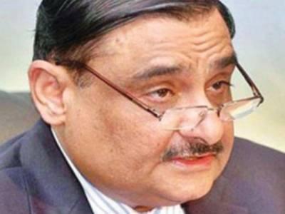 ایم کیو ایم میں شمولیت کے سوال پر ڈاکٹر عاصم حسین خاموش ہو گئے