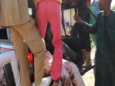 نائیجریا میں مسجد کے قریب خود کش دھماکہ ،50افراد شہید