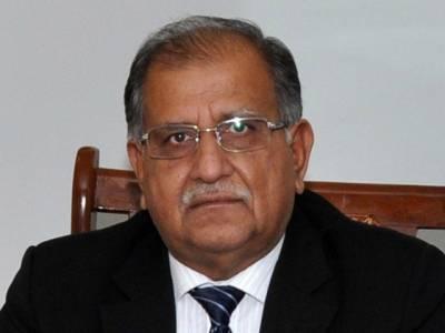 ریاض پیرزادہ بھی پارلیمنٹ ہاﺅس پہنچ گئے، میں کوئی چور ہوں جو اجلاس میں نہ آؤں: صحافی کے سوال پر جواب