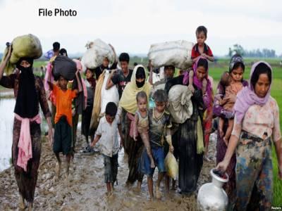 میانمارحکومت کا ہجرت کرنے والے روہنگیامسلمانوں کو واپس لانے کا عندیہ