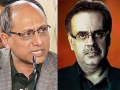 ڈاکٹر شاہد مسعود کے سعید غنی پر الزامات، رہنماءپیپلز پارٹی نے صحافی کے خلاف سوشل میڈیا مہم اور ان کے دفتر کے سامنے پریس کانفرنس کرنے کا اعلان کردیا
