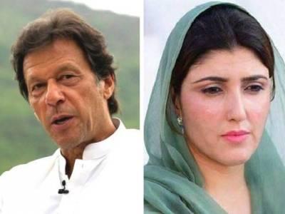 الیکشن کمیشن نے عمران خان کے عائشہ گلالئی کے خلاف ریفرنس کو خارج کرنے کا تفصیلی فیصلہ جار ی کر دیا