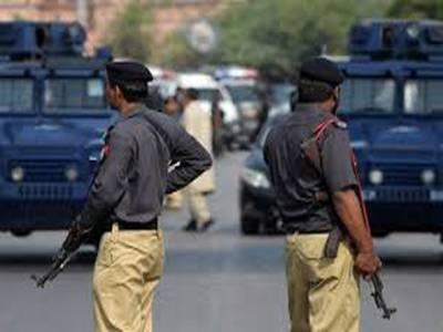 کراچی،کورنگی انڈسٹریل میں پولیس مقابلے میں ایک ڈاکو ہلاک،اسلحہ برآمد