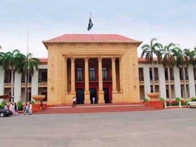 کشیدہ حالات، پنجاب اسمبلی کا کنٹرول رینجرز و پولیس نے سنبھال لیا