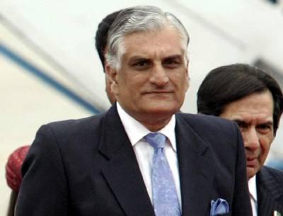 وفاقی وزیر قانون زاہد حامد نے وہ اعلان کر دیا جس کا سب کو انتظار تھا، پاکستانیوں کو خوش کر دیا