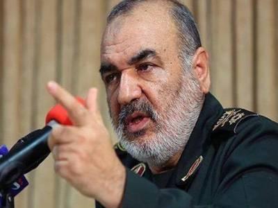 یورپ نے ایران کے خلاف اقدامات کئے تو ہم اپنے بلاسٹک میزائیلوں کی رینج بڑھا دیں گے : محمد علی جعفری