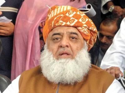 پاکستان کو دہشت گردوں کی آماجگاہ کے طور پرمتعارف کرایاگیا،حکمرانوں کی غلط پالیسیوں سے ملک کا امیج خراب ہوا:مولانافضل الرحمان