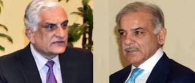 وزیراعلی پنجاب کی وفاقی وزیر قانون سے طویل ملاقات، 24گھنٹے میں 2وفاقی وزراکے مستعفیٰ ہونے کا امکان:نجی ٹی وی