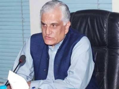 وزیر قانون کا مستعفی ہونے کا فیصلہ ، صورت حال کی بہتری کے لئے استعفیٰ دینے کو تیار ہوں: زاہد حامد