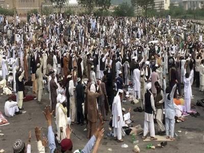زاہد حامد کے استعفے اور پاک فوج کی ثالثی کے بعد مظاہرین اسلام آباد دھرنا ختم کرنے پر تیار ، باضابطہ اعلان کچھ دیر میں متوقع