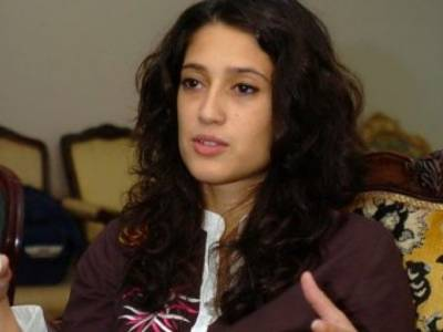 فاطمہ بھٹو نے عمران خان پر 'حملہ' کردیا