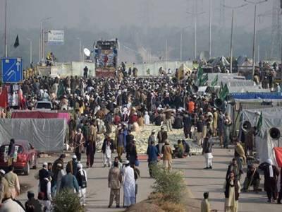 کراچی سمیت دیگر شہروں میں دھرنے ختم،معمولات زندگی بحال،کاروباری مراکز اور مارکیٹیں کھلنا شروع ہو گئیں