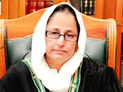 سنیئر جج سیدہ طاہرہ صفدر بلوچستان ہائی کورٹ کی قائم مقام چیف جسٹس مقرر
