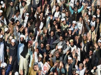 فیض آباد دھرنا اختتام پذیر ، مظاہرین کی واپسی کے لئے خصوصی بسیں منگوا لی گئیں