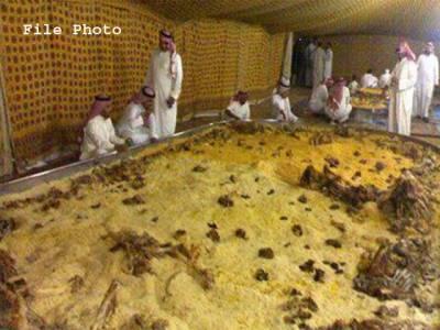 سعودی عرب میں یومیہ 70 ملین ریال کا کھانا ضائع ہوتا ہے: سماجی ذرائع