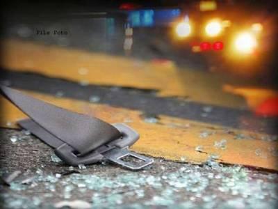 لوئیر دیر میں گاڑی کھائی میں جاگری ،4افراد جاں بحق,3زخمی