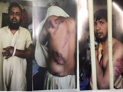سید صلاح الدین کے بیٹے سمیت 18کشمیری نوجوانوں پر تہاڑ جیل میں بدترین تشدد ،مودی حکومت نے ملوث سیکیورٹی اہلکاروں کو معطل کر دیا لیکن تاحال مقدمہ درج نہ ہو سکا