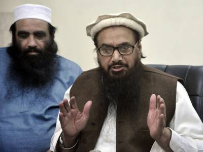حافظ سعید نے آئندہ عام انتخابات میں قومی اسمبلی کا الیکشن لڑنے کا اعلان کر دیا ،بیک چینل ڈپلومیسی سے مسئلہ کشمیر کا ہمیشہ نقصان ہوا:امیر جماعت الدعوۃ